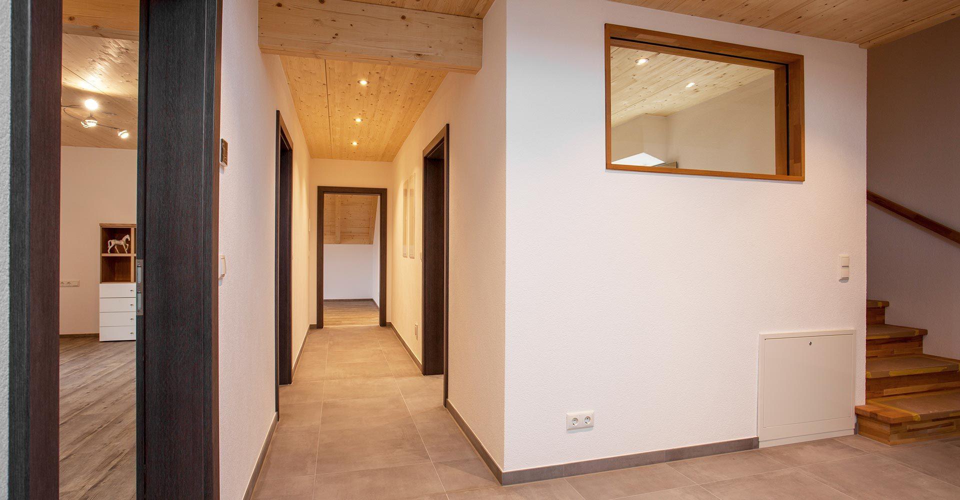 Ihr Einfamilienhaus von der Holzbau Wolf GmbH & Co. KG